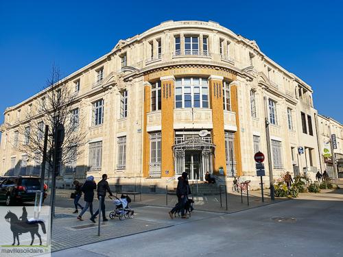 La Roche Sur Yon C Est Historique La Mairie Demenage Pour Devenir Hotel De Ville Et D Agglomeration Ma Ville Solidaire